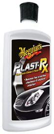 Rénovateur plastique transparent plast-x 295 ml - MEGUIAR'S