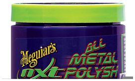 Nxt metal polysh 150 ml - meguiar's