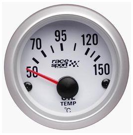 Manometre de temperature d'huile race sport diam. 52mm.12v. - race sport