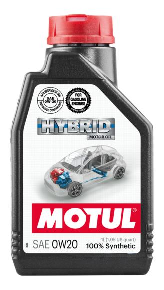 Huile motul hybrid 0w20 1l - motul