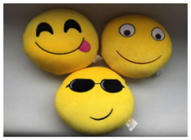 Happy confort coussins confort auto smiley - HAPPY CONFORT