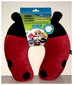 Happy confort tour de cou coccinelles microfibre doux - HAPPY CONFORT