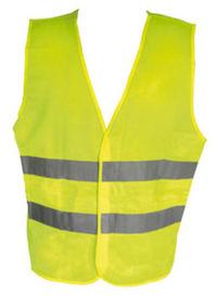 Gilet jaune haute visibilité - Objectif Prévention
