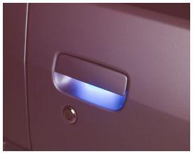 2 bandes LED ultra fines pour poignées de portes