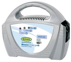 Chargeur de batterie recb106 - ring