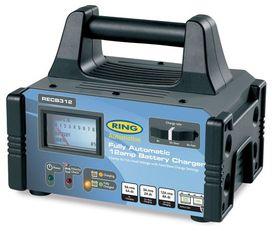 Chargeur de batterie recb312 - ring