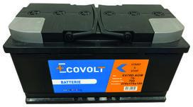 Batterie start&stop en technologie agm (70ah/760amp) - SOLIDPARTS