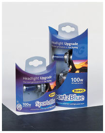 Ampoules 12v h1 sportzblue - ring