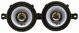 Haut parleur coaxial alpine 8,5 cm sxe0825s  - ALPINE