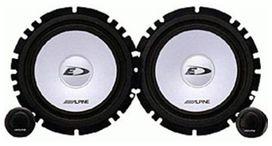 Kit haut parleurs 16.5cm. alpine sxe1750s - ALPINE