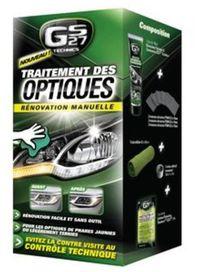 Kit De Rénovation Optiques Manuel