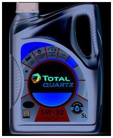 Total quartz ineo ecs essence/diesel 5w30 c2 - total