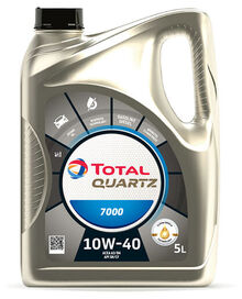 Total quartz 7000 essence/diesel 10w40 a3/b4 - total