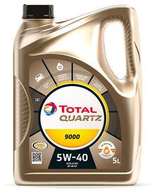 Total quartz 9000 essence/diesel 5w40 a3/b4 - total