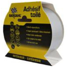 Adhesif toile gris - bardahl
