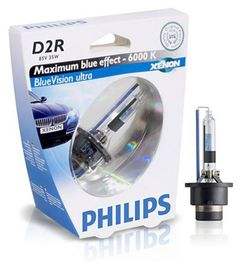 Ampoule d2r 85v 35w bluevision ultra - PHILIPS