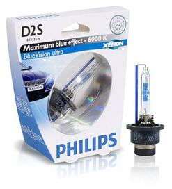 Ampoule d2s 85v 35w bluevision ultra - PHILIPS