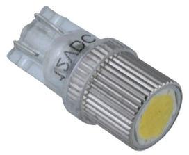 Ampoules led t10 haute intensité 12v/1w 2pces blanc sans code défaut  - race sport