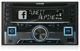 Autoradio mp3 usb aux alpine cdew296bt  - ALPINE