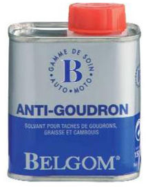 Anti Goudron 150ml Belgom