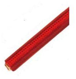 Cable d'alimentation rouge en 8mm²   - zealum