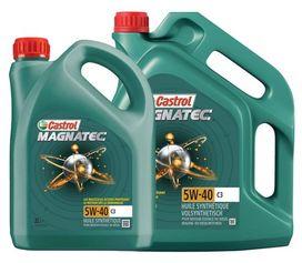 Castrol magnatec c3 5w40  5l+2l - castrol