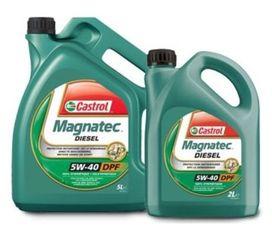 Castrol magnatec dpf 5w40  5l+2l - castrol