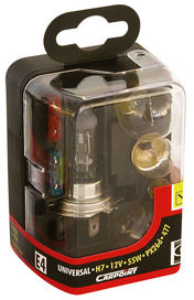 Coffret lampes h4 55w  - CARPOINT