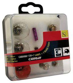 Coffret lampes remorques et caravanes - CARPOINT