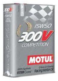 Huile 15w50 motul 300v competition  - motul