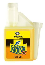 Bardahl consommez moins diesel 500ml - bardahl