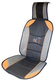 Couvre siege comfort gris et orange - ERGOSEAT