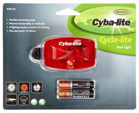 éclairage cycle arrière - ring