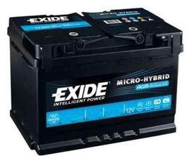 Batterie auto 80 ah 600 amp 6v  - EXIDE