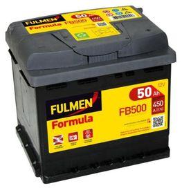 Batterie formula (50ah/450amp) - fulmen