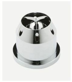 Filtre a air universel chrome look - sumex