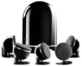 Focal pack dome 5.1 black - FOCAL