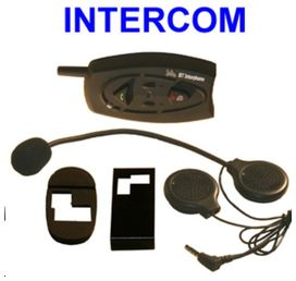 Kit intercom mains libres gemini - gemini
