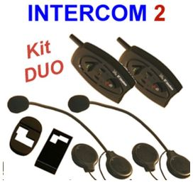 Kit intercom duo main libre gemini - gemini