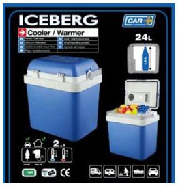 Glacière reversible chaud/froid 12/220v - SUMEX