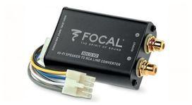 Convertisseur focal hilo v2  hp/rca - FOCAL