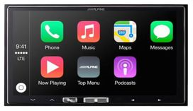 Station multimedia alpine  ilx700    carplay - ALPINE