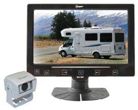 Kit camera de recul beeper rwec110x  special camping car - BEEPER