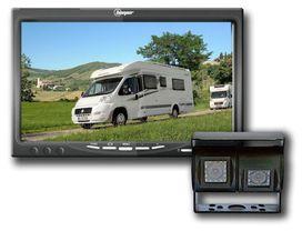 Kit Camera De Recul Beeper Rwec200x   Double Vision