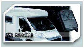 alarme special camping car spal kitmhc04 spal. Black Bedroom Furniture Sets. Home Design Ideas