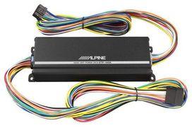 Amplificateur pour autoradio alpine ktp-445a - ALPINE