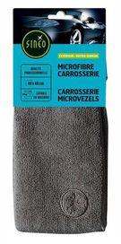 Lingette microfibre carrosserie vert kaki - sinéo