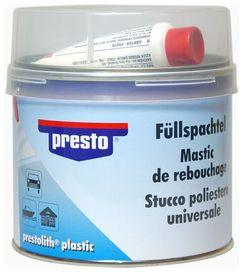 Mastic de rebouchage polyester de 1000 gr - PRESTO