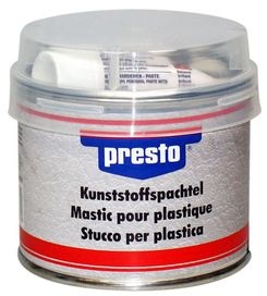 Mastic pour plastique - PRESTO