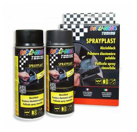 Motip sprayplast kit orange brillant 2 aerosols - MOTIP